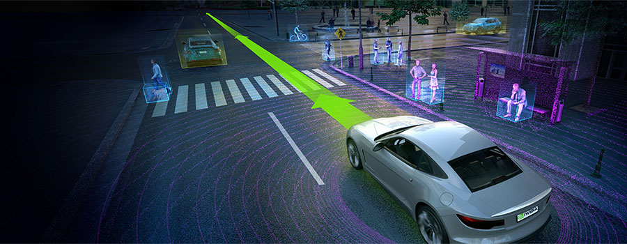 How sensors and actuators are being used to create self-driven vehicles